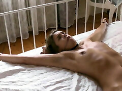 Naked & Spreadeagled