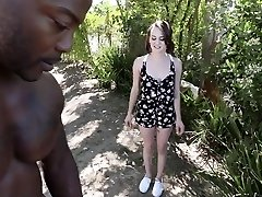 ExxxtraSmall - Small Neighbor Ravaged By Huge Cock