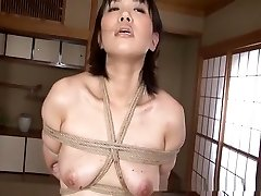 Cute Chinese chick here fucked with toys