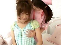Uncensored Japanese Lesbians