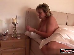 Horny vag facial surprise
