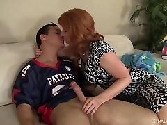 Oops I Creampied In My Step-mom