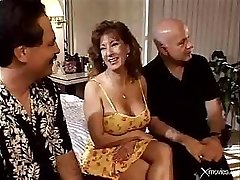 Huge-chested Mature DP