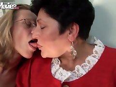 FUN MOVIES Ultra-kinky Granny Lesbians