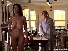 Mimi Rogers naked - The Door in the Floor