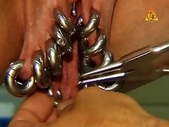 I am pierced with powerful down low Mature BDSM victim creamed