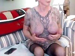 Grannie with tats