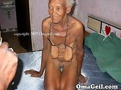 OmaGeil Older naked Seniors collection