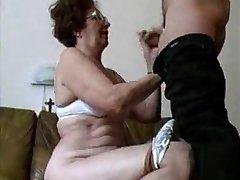 Granny Fellatio