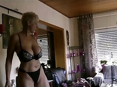 German Mom Loves to Fuck With Young Boymilf