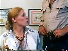 Classic porn movie showing torrid MILF having sex