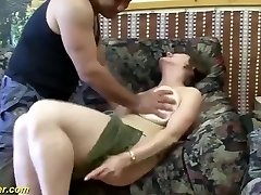big boob mummies first rough anal fuck