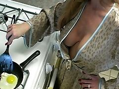 Jaw-dropping mature amateur housewife cuckold love