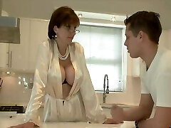 Classy Doll serviced by Young Handyman