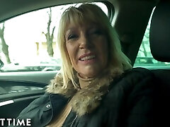 ADULT TIME Good-sized Titted Gilf Gets Smashed By A Lucky Stud
