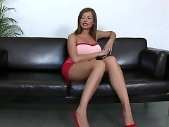 Long legs and monstrous tits. Donna Bell