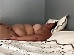 Early Day with SSBBW Couple