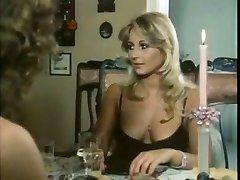 Vintage:70. letech německý Die wilden Lueste meiner Schulfreundin