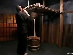 Japanese Maiden Torture in Older World Japan