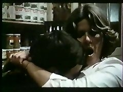 French mature loves smacking and poking - vintage