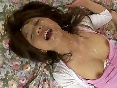 Arika Takarano - Classic Bukkake Gig!