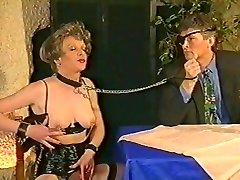 Older Femmes Extreme - Alte Damen Hart Besprung