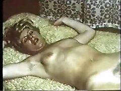 Švédské retro Zralý Máma fisted