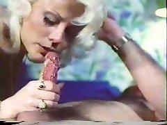Vintage porn - blow-hand-job - Cum Lick