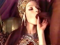klasika kleopatra černé otroky