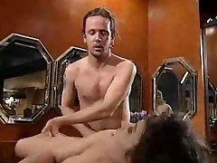 Sexy Ashlyn Gere plněné v zadku