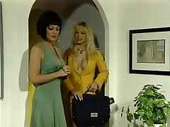 Hot Girl/girl Retro Porn