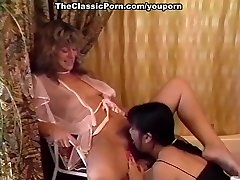 Pedicure and lesbian honeypot lick