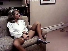 Lee Caroll, Sharon Kane in unshaved cooter eaten and
