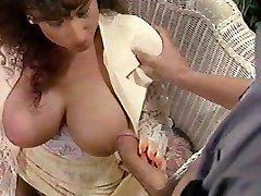 Sarah Youthful tit fuck and facial