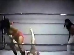 Vintage Mixed Professional Wrestling Beatdown 2 with Vino