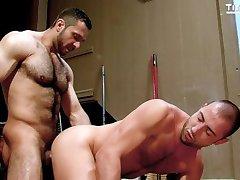 Catch 22: Scene 2: Adam Champ and Donnie Dean by TitanMen
