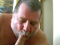 oldmen blowjob