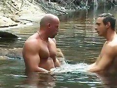 dads' secret lake