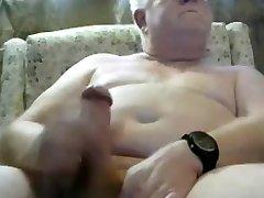 Grandpa gigantic cock 020420