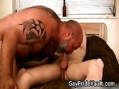 Hairy gay bear fucking sext part2