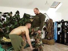 homo war games soldier matthew