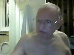 Grandpa play on cam 3