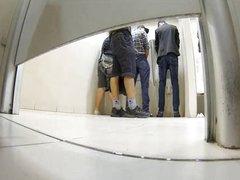 Mall Toilet Action