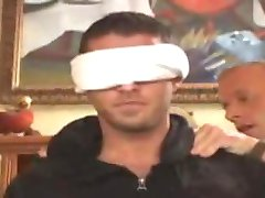 Blindfolded BJ