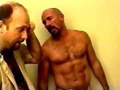 Hot sheriff fucking a bald dad