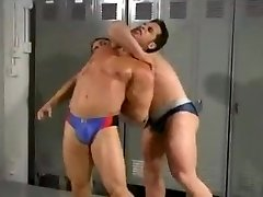 Wrestling Series - Billy Herrington vs Mark Wolff