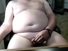 Grandpa stroke on webcam 10