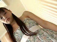 Asian Solo Chick Nami Kimura Milking