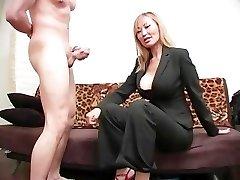 Brutal Female Dom Ball Busting 08 - Episode 4