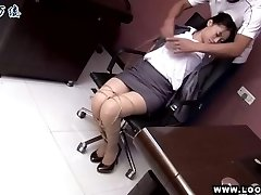 office restrain bondage